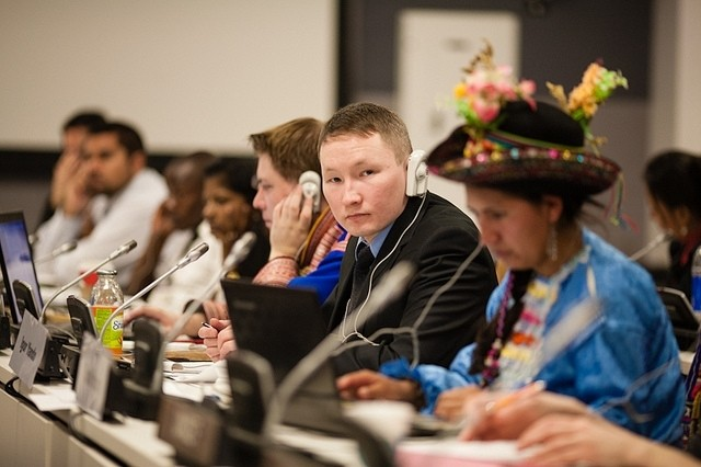 Expert meeting on UN Declaration on the Rights of Indigenous Peoples... - www.mariaportugal.net